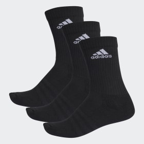 3-Stripes Performance Crew Socks
