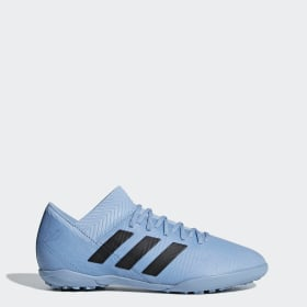 Zapatos de Fútbol NEMEZIZ MESSI TANGO 18.3 TF J