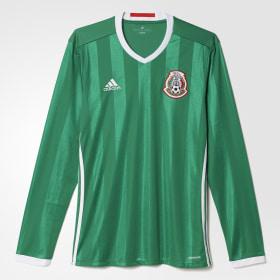 Jersey de manga larga local Selección México 2016