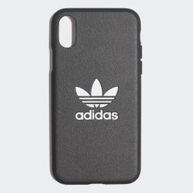 Custodia Basic Logo iPhone X