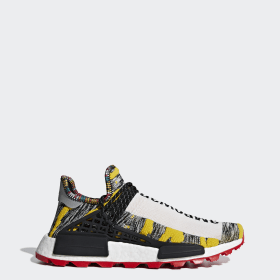 Pharrell Williams SOLARHU NMD Shoes