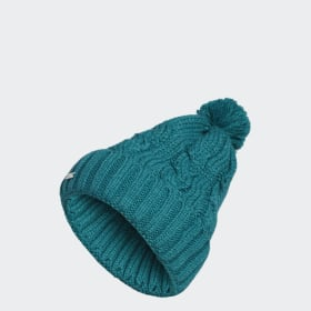 Solid Pompom Beanie 461be91d9