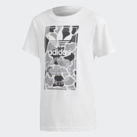 T-shirt Camuflado Trefoil