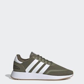 Sapatos Casual Adidas Originals N 5923 VerdePreto Rapazes