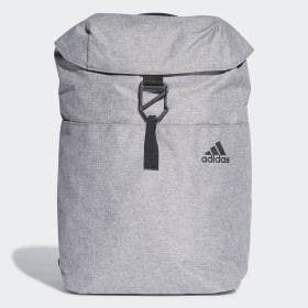 ID Flap Heathered Backpack