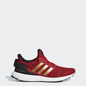 Sapatos Ultraboost House Lannister adidas x Game of Thrones