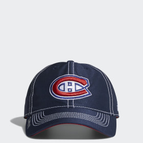 Canadiens Adjustable Slouch Dobby Hat