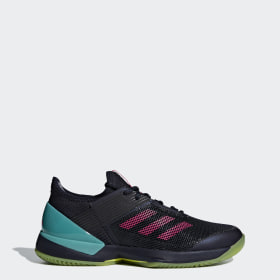 Adizero Ubersonic 3.0 Clay Shoes