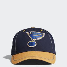 Blues Flex Draft Hat