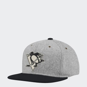 Penguins Strap-Back Cap