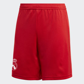 Real Madrid Youth tredjeshorts