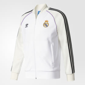 Chamarra Real Madrid Track