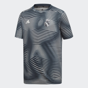 Camiseta Prepartido Real Madrid
