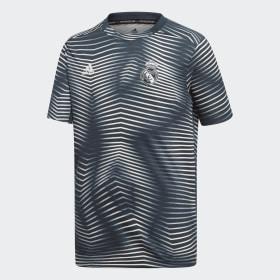 Real Madrid opvarmningstrøje