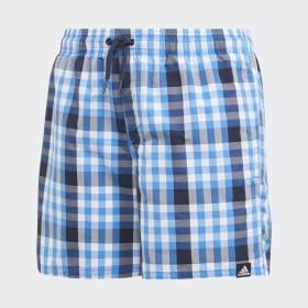 Plavecké šortky Check