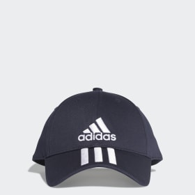 Six-Panel Classic 3-Stripes Keps
