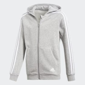 Mikina Essentials 3-Stripes Hoodie