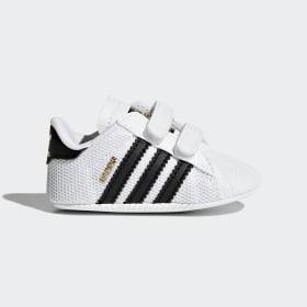 design intemporel 50% de réduction capture Chaussures - Superstar - Enfants - Bébés 0-1 an   adidas France