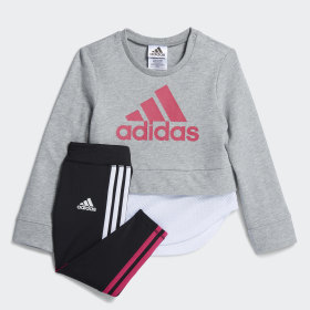Dual Sweatshirt Set