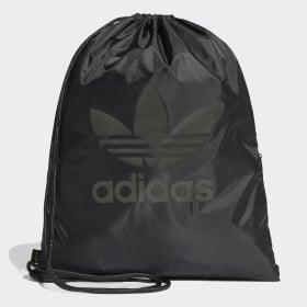 Trefoil Drawstring Bag