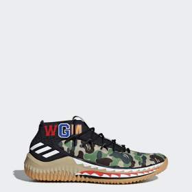Dame 4  BAPE Shoes