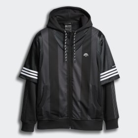 Mikina adidas Originals by AW Wangbody Hood