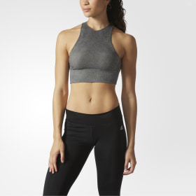 Wanderflow  Warp Knit Crop Top