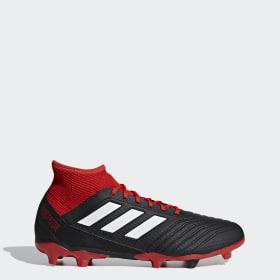 Botas de Futebol Predator 18.3 – Piso Firme
