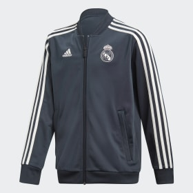 Real Madrid jakke i polyester