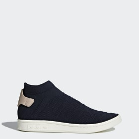 Stan Smith Sock Primeknit sko