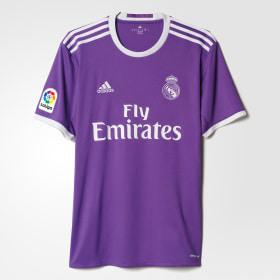 Jersey de Visitante Real Madrid 2016 ... ede56ca5275f5