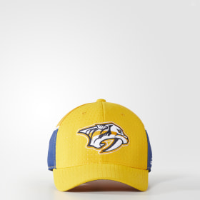Predators Structured Flex Draft Hat