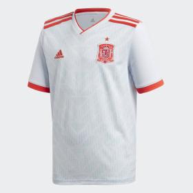 Camiseta Oficial Selección de España Visitante Niño 2018