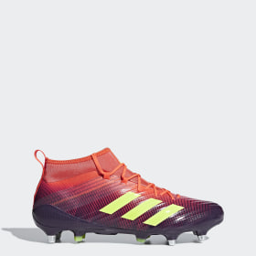 Predator Flare Soft Ground Rugbyskor