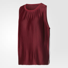 Loose Trefoil Tank Top