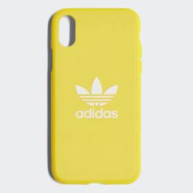 Capa de Encaixe Adicolor – iPhone X