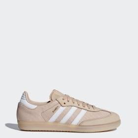 Sapatos Samba