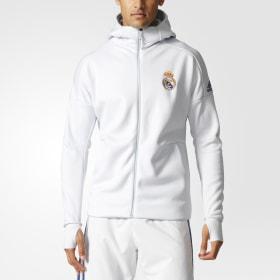 Real Madrid Saco con Gorro Anthem Z.N.E. Sudadera con Gorro