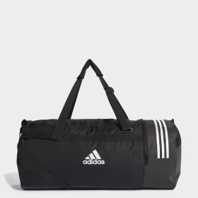 Convertible 3-Stripes Duffel Bag Large bba96c3c9f