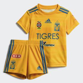 Mini Uniforme Titular Tigres UANL Niño