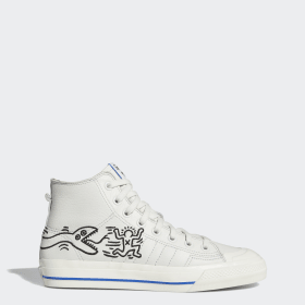 Nizza Hi RF Keith Haring Shoes