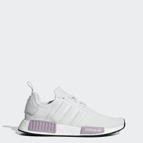 outlet store 7bd0a 418d2 White NMD R1 Shoes  adidas US
