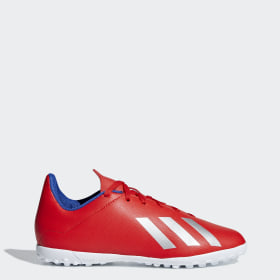 calzado de fútbol X Tango 18.4 Pasto Sintético