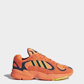 separation shoes cd4a8 b6b94 Orange adidas Shoes   Sneakers   adidas US