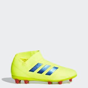 buy popular 3a462 a00b1 Bota de fútbol Nemeziz 18+ césped natural seco ...