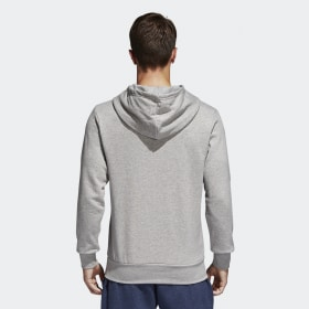 Essentials Linear Pullover Hoodie