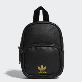 Mini sac à dos en faux cuir