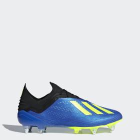 Calzado de fútbol X 18.1 Soft Ground