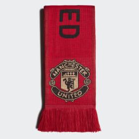 Manchester United tørklæde