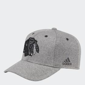 Blackhawks Team Flex Cap